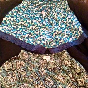 Girls/juniors comfy shorts Justice/Mossimo